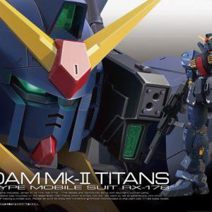 RG 1/144 RX-178 GUNDAM MK-II TITANS