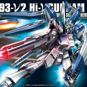 HGUC 1/144 RX-93-V2 HI NU GUNDAM