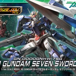 HG 1/144 OO GUNDAM SEVEN SWORD/G